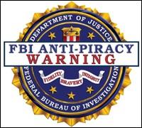 FBI Anti-Piracy seal
