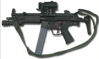 SWAT Weapon