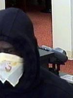 San Francisco Bank Robbery Suspect, Photo 2 of 9 (8/5/13)
