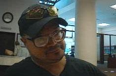 picture of suspect