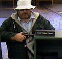 St. Louis Serial Bank Robbery Suspect, Photo 1 of 3 (12/22/09)