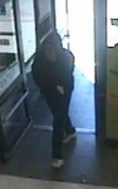 Bethany, Oklahoma Bank Robbery Suspect, Photo 2 of 2 (1/21/14)