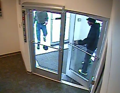 Powder Springs Bank Robbery Suspect, Photo 1 of 12 (10/28/13)
