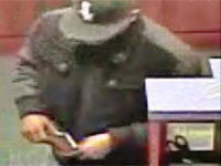 Philadelphia Division Serial Bank Robbery Suspect, Photo 6 of 7 (11/5/13)