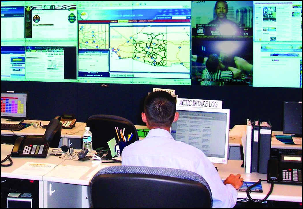Inside the Arizona Counter Terrorism Information Center, the State's Fusion Center
