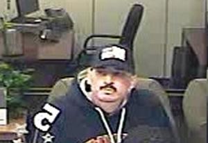 Albuquerque bank robbery suspect (1/23/13)