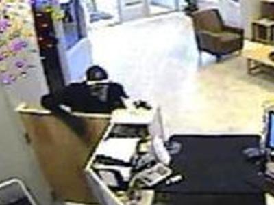 Albuquerque bank robbery suspect (10/19/12)