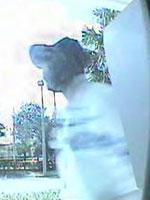 Lauderhill, Florida Bank Robbery Suspect, Photo 2 of 3 (10/17/12)