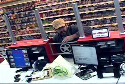 Suspect in Two Houston Bank Robberies