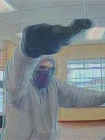 Wellington Bank Robbery Suspect (10/24/12)