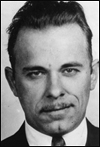 John Dillinger in Suit and Tie