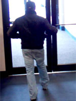 Philadelphia Division Serial Bank Robbery Suspect, Photo 4 of 7 (11/5/13)