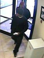 Del City, Oklahoma Bank Robbery Suspect, Photo 3 of 6 (2/2/13)