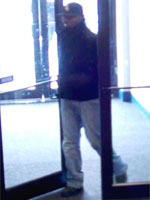 Philadelphia Division Serial Bank Robbery Suspect, Photo 2 of 7 (11/5/13)
