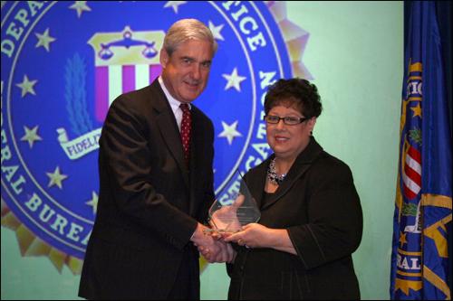 Little Rock field office Director's Community Leadership Award 2011