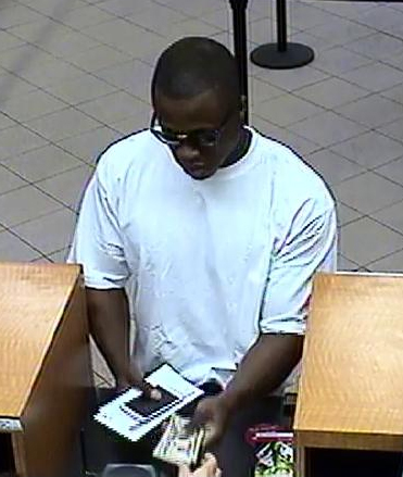 Fort Lauderdale Bank Robber (12/24/12)