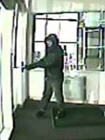 Anchorage Bank Robbery Suspect, Photo 2 of 3 (2/27/14)