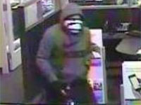 Philadelphia Division Serial Bank Robbery Suspect, Photo 3 of 4 (6/19/13)