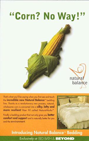 Corn? No Way! Poster