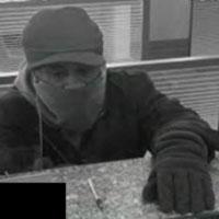 Boston Area Bank Robbery Suspect, Photo 3 of 4 (2/11/14)