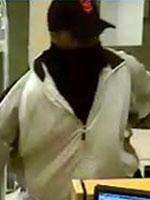 San Francisco Bank Robbery Suspect, Photo 7 of 9 (8/5/13)