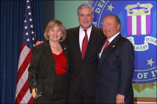 Albany field office Director's Community Leadership Award 2011