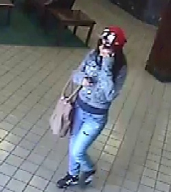 Houston Bank Robbery Suspect, Photo 1 of 2 (6/22/13)