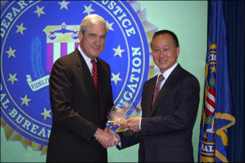Las Vegas field office Director's Community Leadership Award 2011