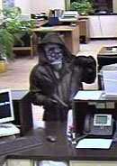 Schaumburg Bank Robbery Suspect, Photo 3 of 3 (11/23/10)