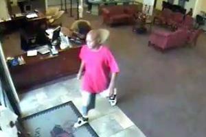 Houston Bank Robbery Suspect, Photo 1 of 3 (8/6/12)
