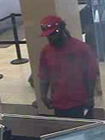 Miami Bank Robbery Suspect, Photo 1 of 3 (8/22/12)
