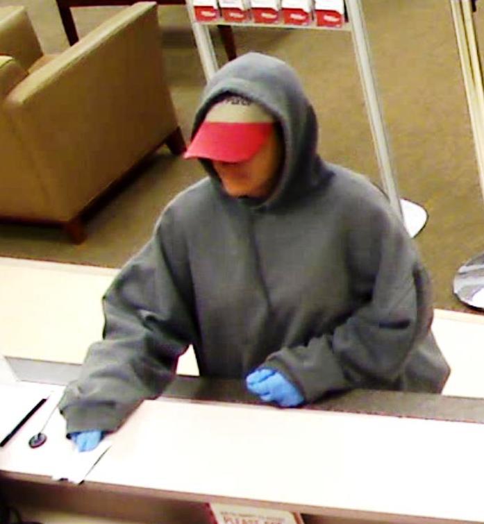 Albuquerque bank robbery suspect (4/9/13)