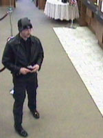 Midwest City, Oklahoma Bank Robbery Suspect, Photo 2 of 3 (2/27/14)