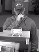 Warr Acres, Oklahoma Bank Robbery Suspect, Photo 1 of 4 (11/21/13)