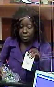 Los Angeles Division Purse Packing Bandit, Photo 3 of 3 (2/15/13)