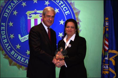 Philadelphia field office Director's Community Leadership Award 2011