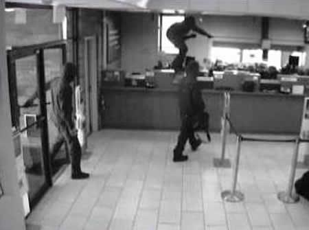 Bala Cynwyd, Pennsylvania Bank Robbery Suspects, Photo 1 of 4 (11/8/13)