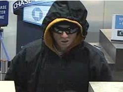 Denver Bank Robbery Suspect, Photo 1 of 3 (12/23/09)