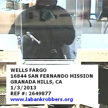 Los Angeles Division Luger Bandit, Photo 7 of 8 (3/8/13)