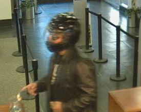 Norcross Bank Robbery Suspect, Photo 5 of 9 (11/27/09)