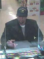 San Diego Bank Robbery Suspect, Photo 3 of 5 (11/27/12)