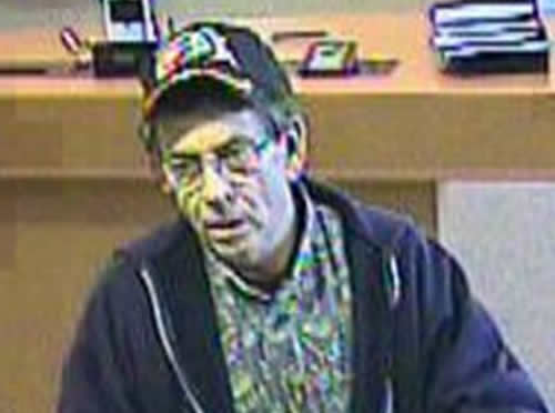 Portland Division Grandpa Bandit, Photo 2 of 3 (12/2/09)