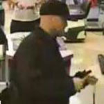 San Diego Bank Robbery Suspect, Photo 3 of 3 (12/31/12)
