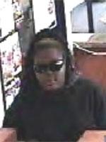 Shawnee, Oklahoma Bank Robbery Suspect, Photo 1 of 2 (9/9/13)