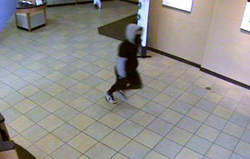 San Diego Armed Bank Robbery Suspect, Photo 4 of 6 (11/18/09)