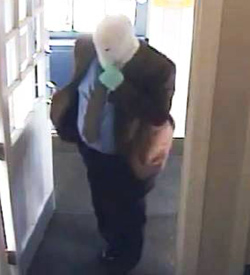 Philadelphia Division Serial Bank Robbery Suspect, Photo 5 of 6 (4/9/13)