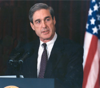 Director Mueller at 2005 InfraGard conference