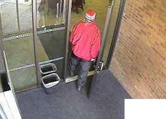 Philadelphia Bank Robbery Suspect, Photo 1 of 4 (2/6/14)