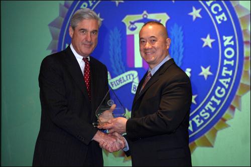 Boston field office Director's Community Leadership Award 2011
