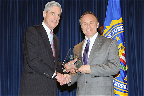 Anchorage field office Director's Community Leadership Award 2011
